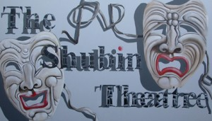 The Shubin Theatre logo