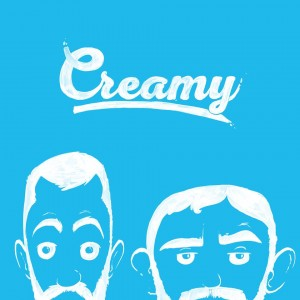 creamy